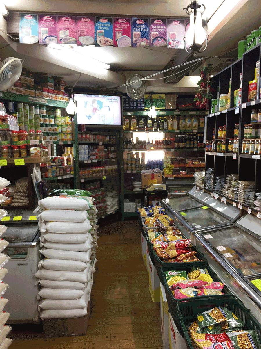 横浜のインド食材店AGMトレーディング