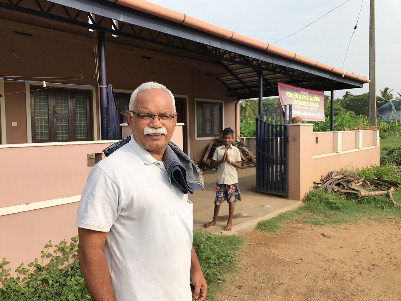 ケララ、PallakadにあるAttappati部族の診療所