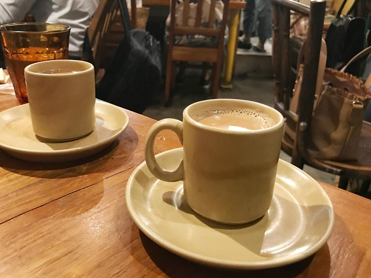 三軒茶屋シバカリーワラ チャイ