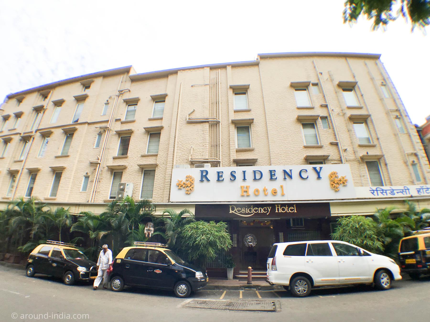 Residency Hotel Fortの外観
