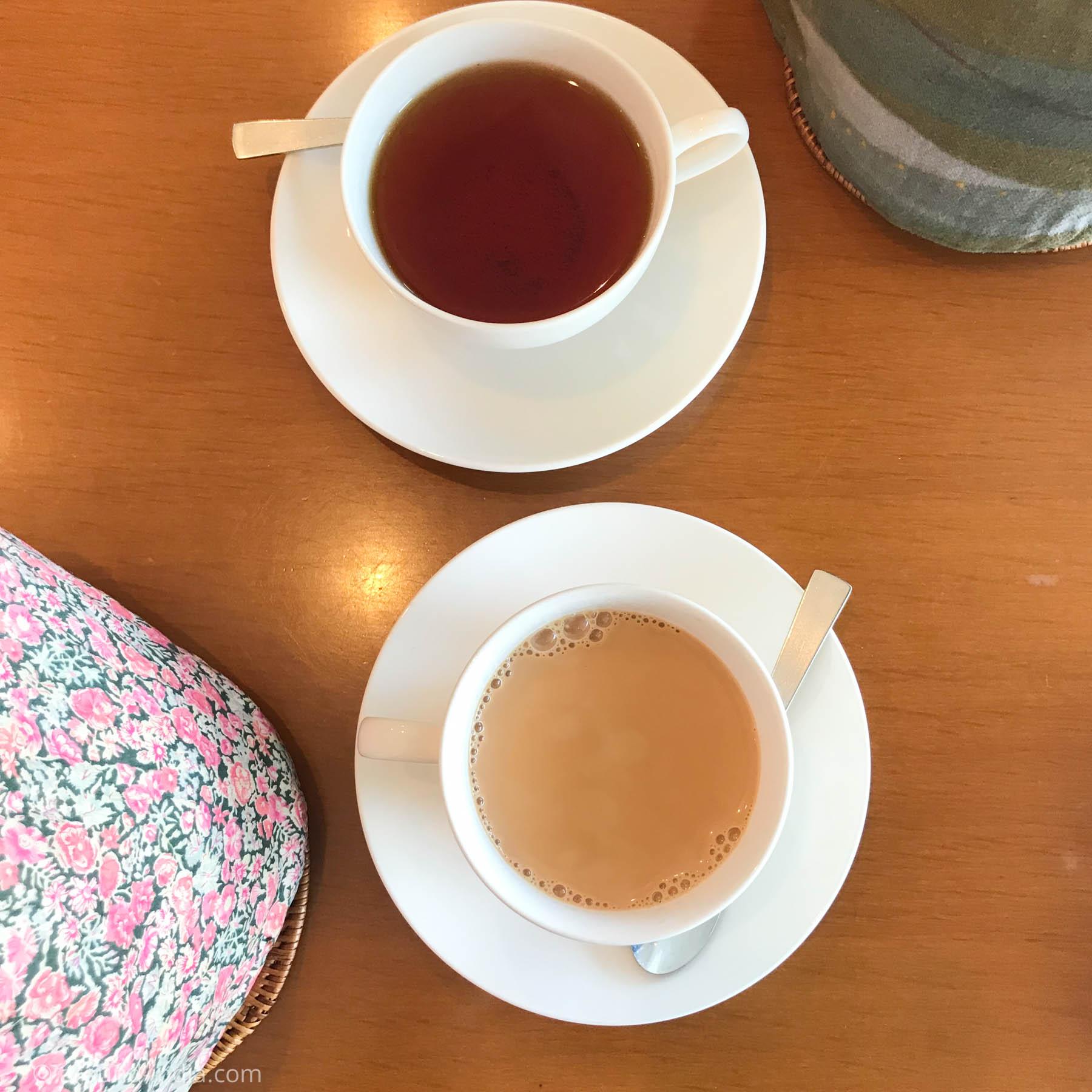 鎌倉の紅茶専門店ミミロータス、ディンブラと山椒チャイ