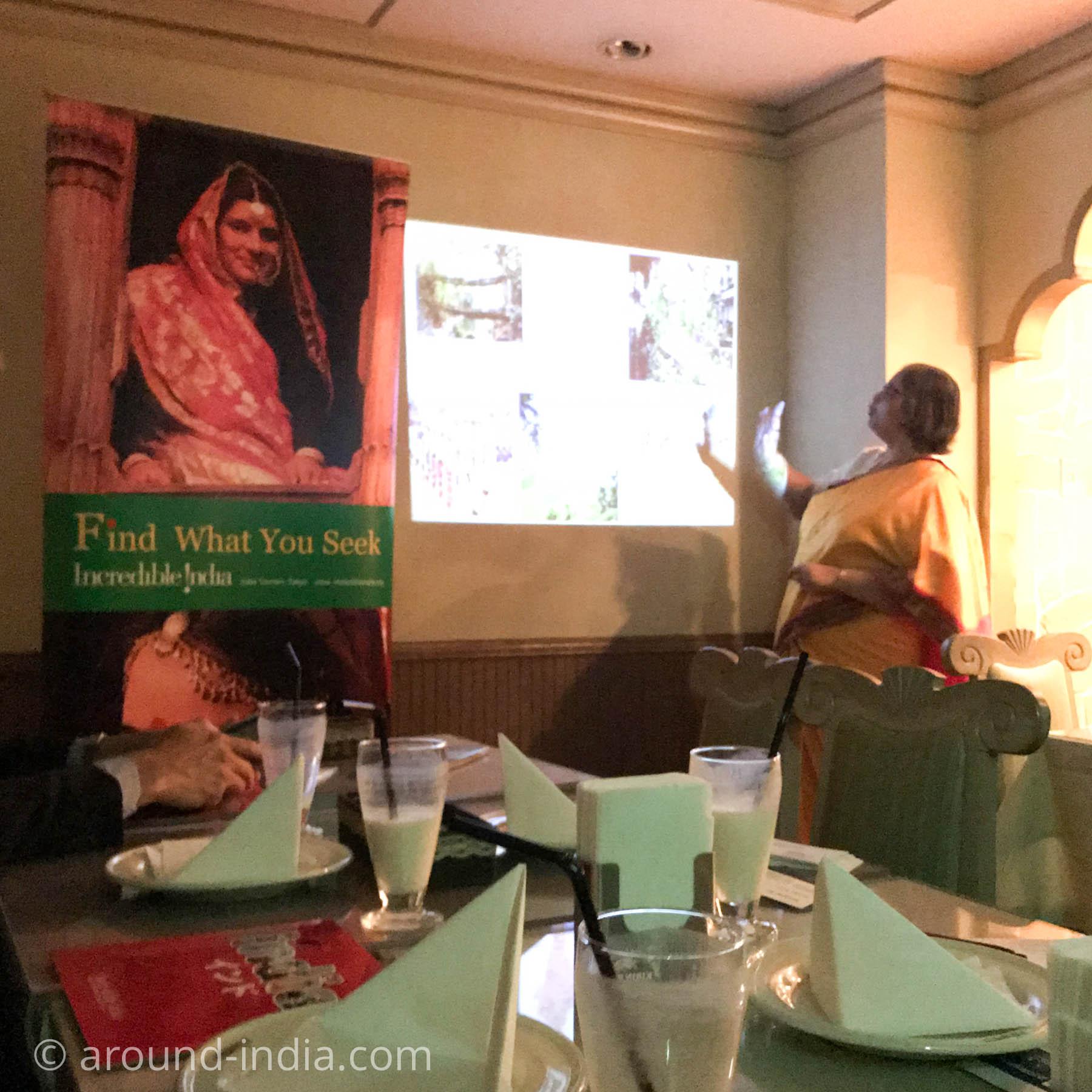 インド政府観光局によるインド紹介