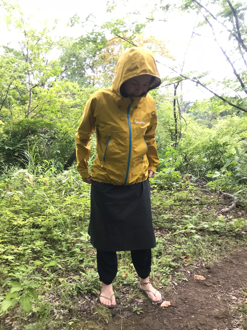 インド旅の持ち物 雨季