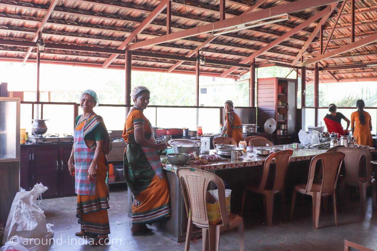 AROUND INDIAがおすすめするケララのアーユルヴェーダ施設