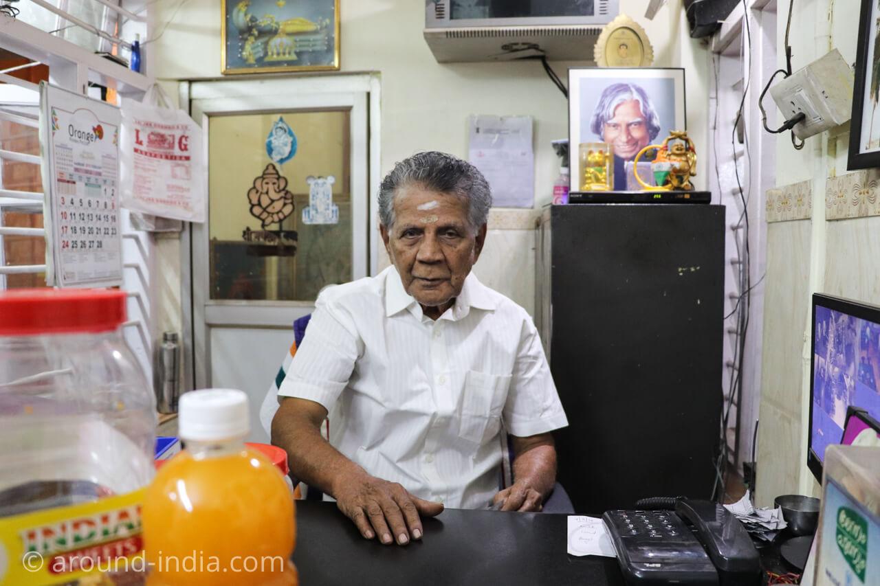 トリヴァンドラムのsree guruvayoorappan のオーナー
