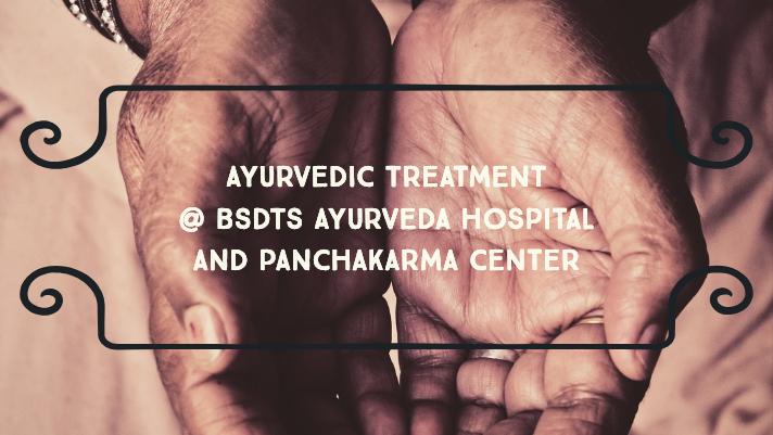 BSDTs Ayurveda Hospital and Panchakarma center サダナンダ先生