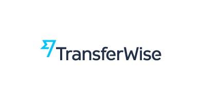 海外送金Transferwiseのロゴ