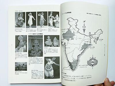 おしゃべりなインド舞踊~ケララに夢中」より踊りの分類