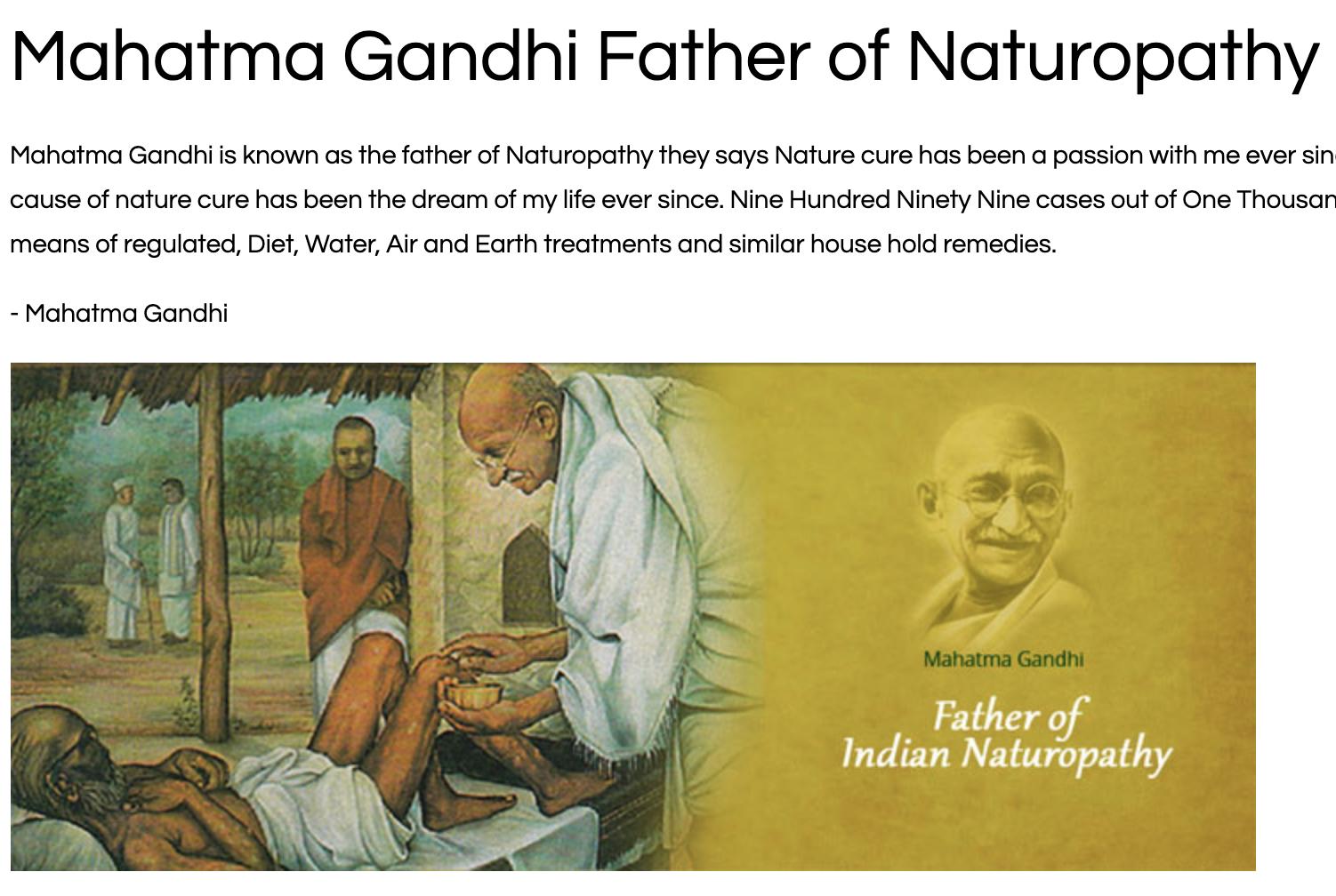 collage of naturopathy and yoga