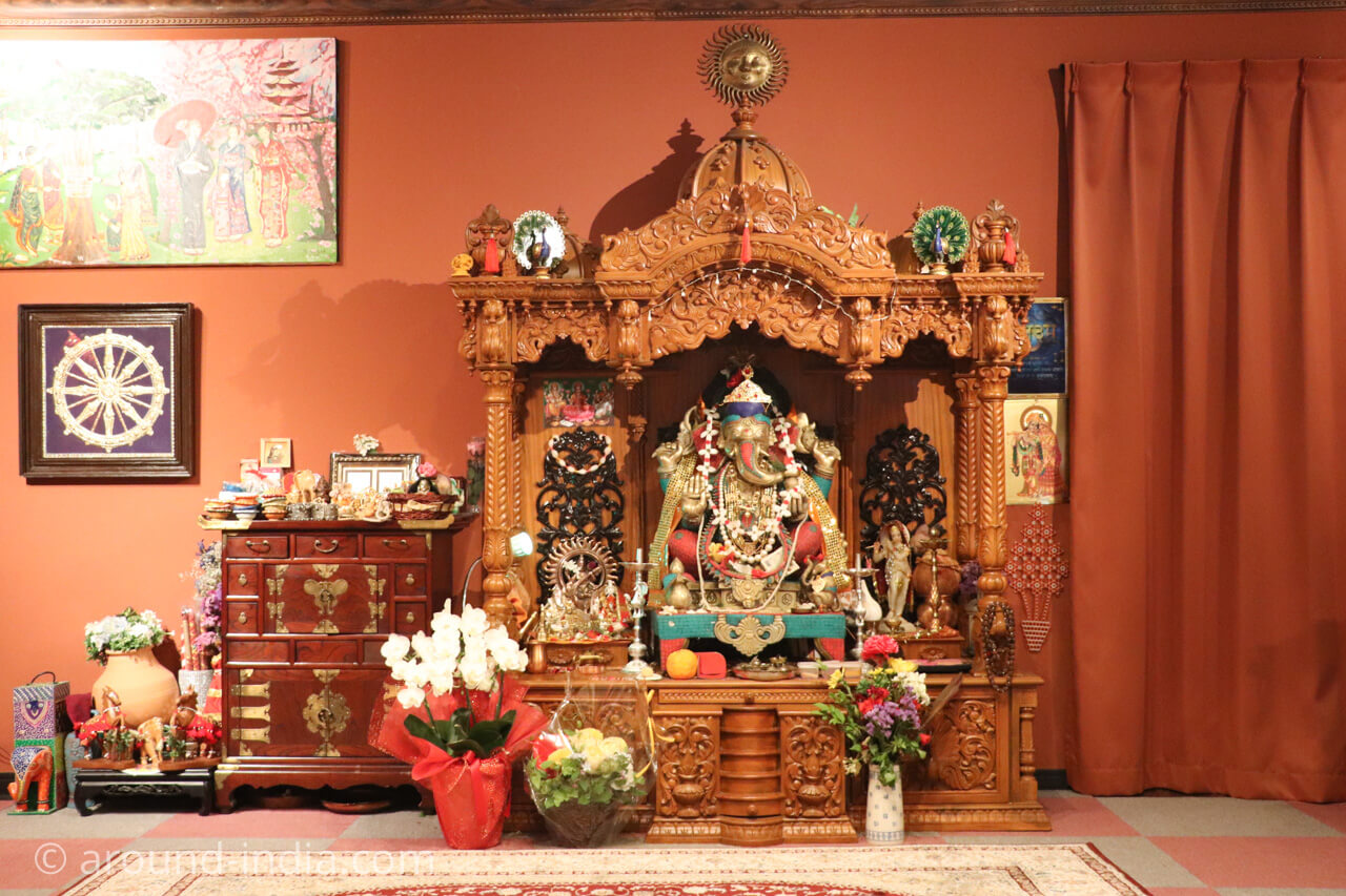 レカ インド文化センター ガネーシャ