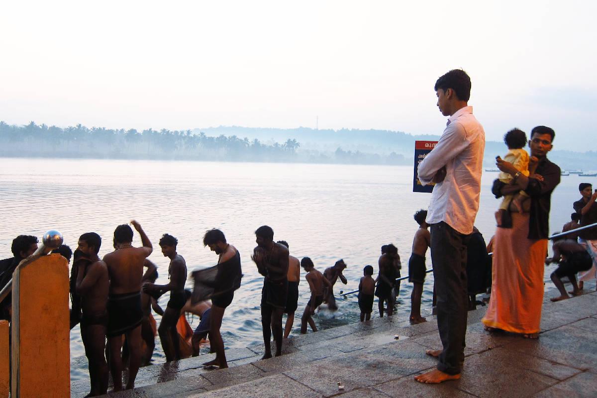 2011年のパラシニカダブの沐浴場