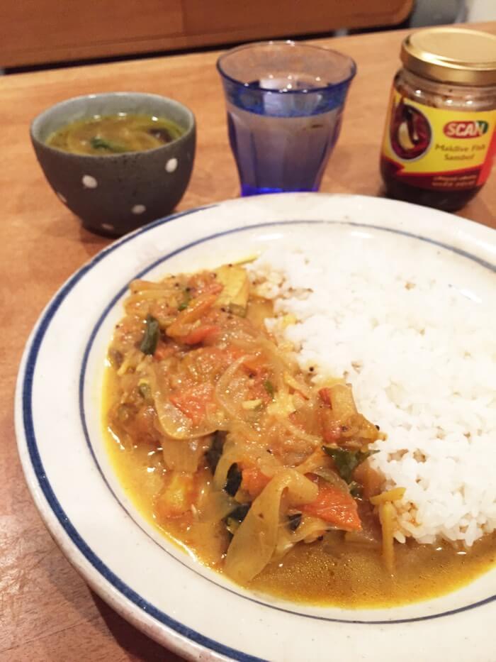 AROUND INDIAのインド料理