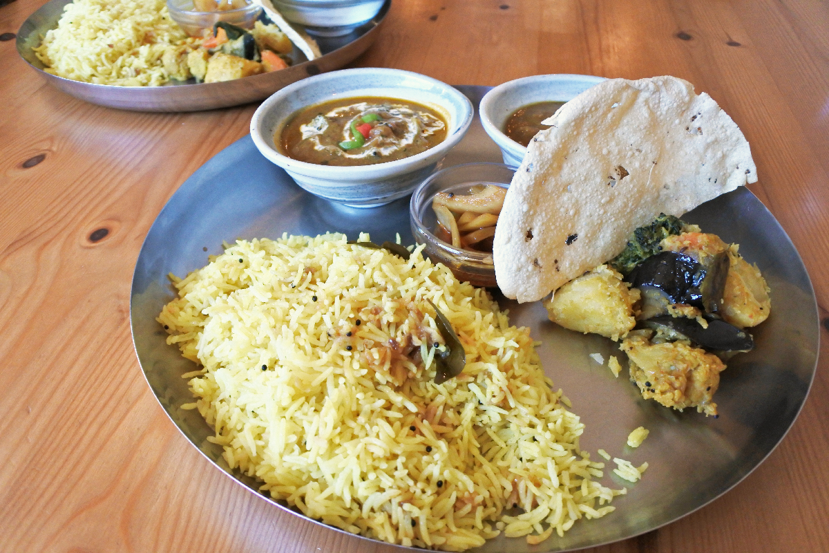 【閉店】ケララ出身シェフが腕をふるう「インド欧風料理 メノン」|神奈川・辻堂