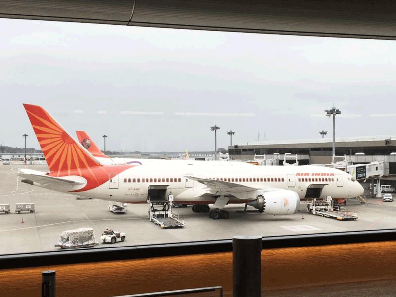 エア・インディア、ケララへのアクセス