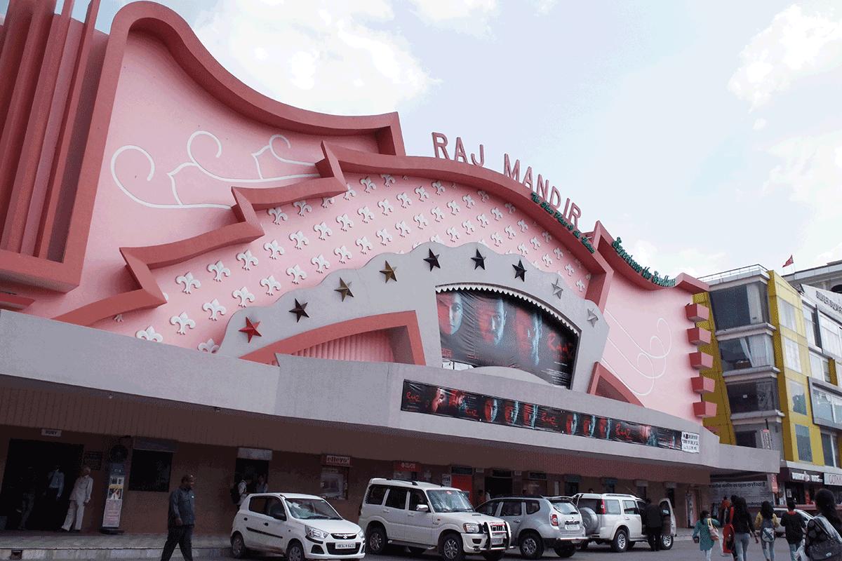 インドで映画を観てみよう!劇場案内・チケットの購入
