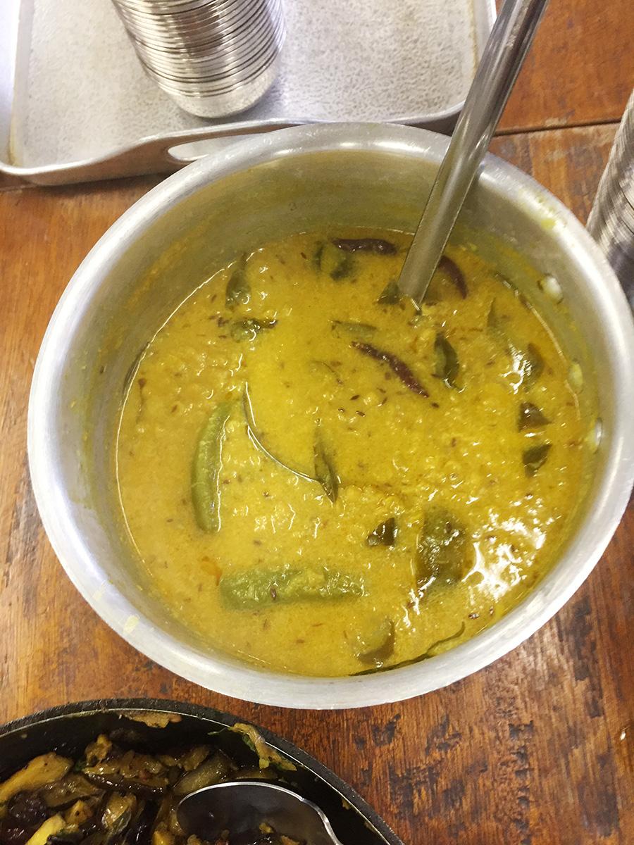 印度料理研究会 アーンドラダール