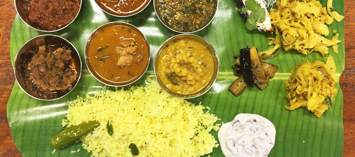 印度料理研究会 インド各地のごはんミールス