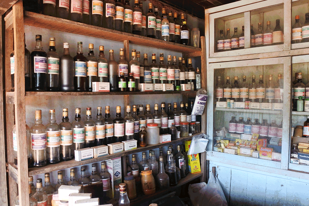 アーユルヴェーダ薬局
