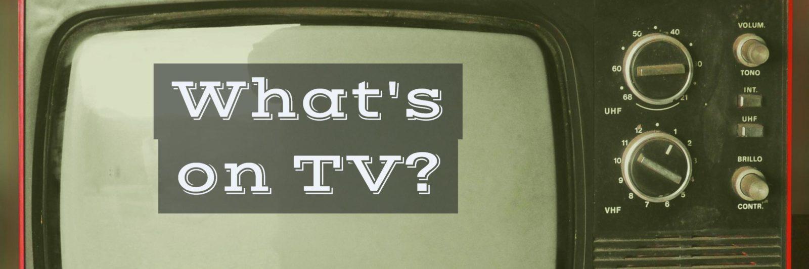 気になるインド番組TV