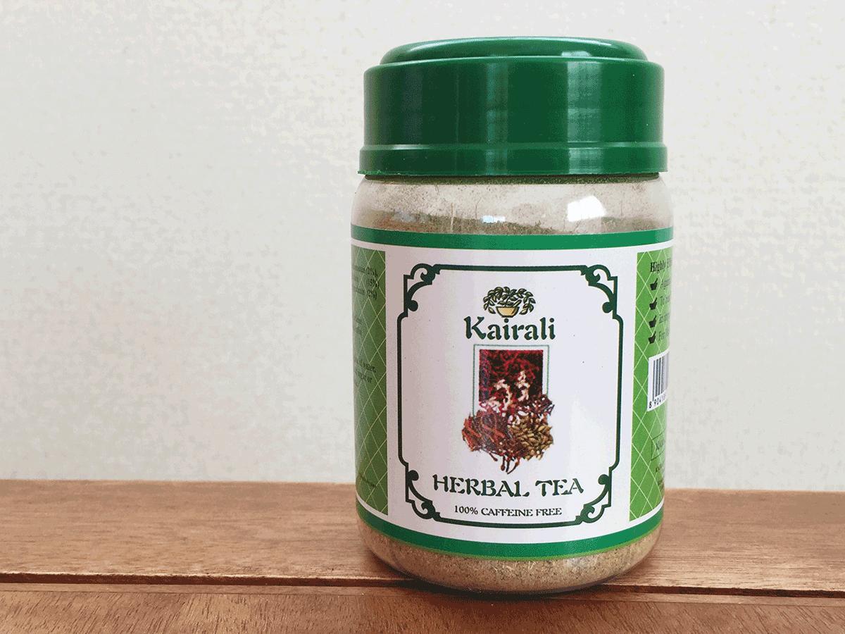 Kairali Aarogya Teaパッケージ
