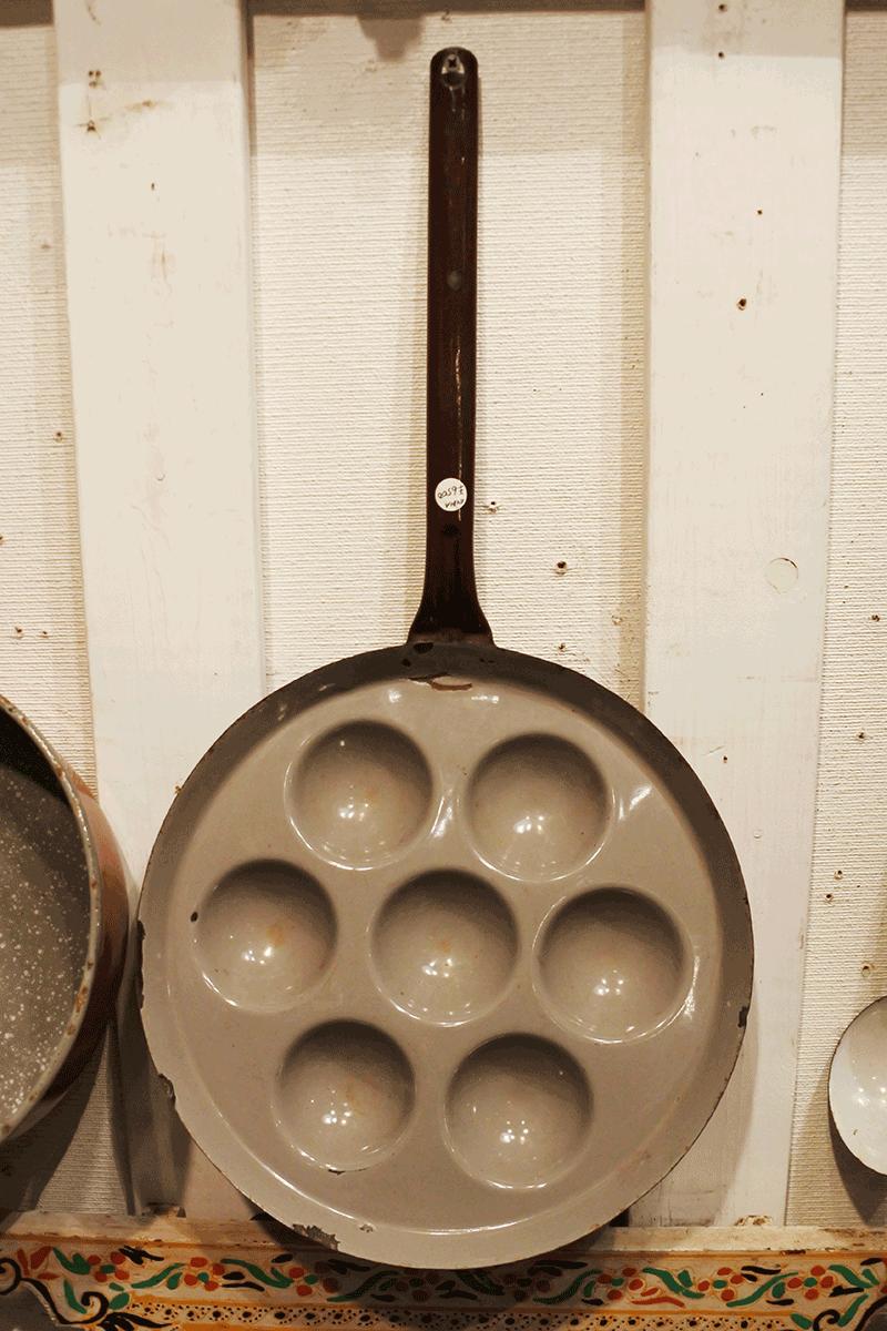 グランピエ、ホーロー製鍋