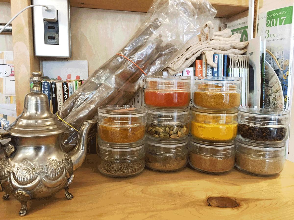 Spice Salon Sally