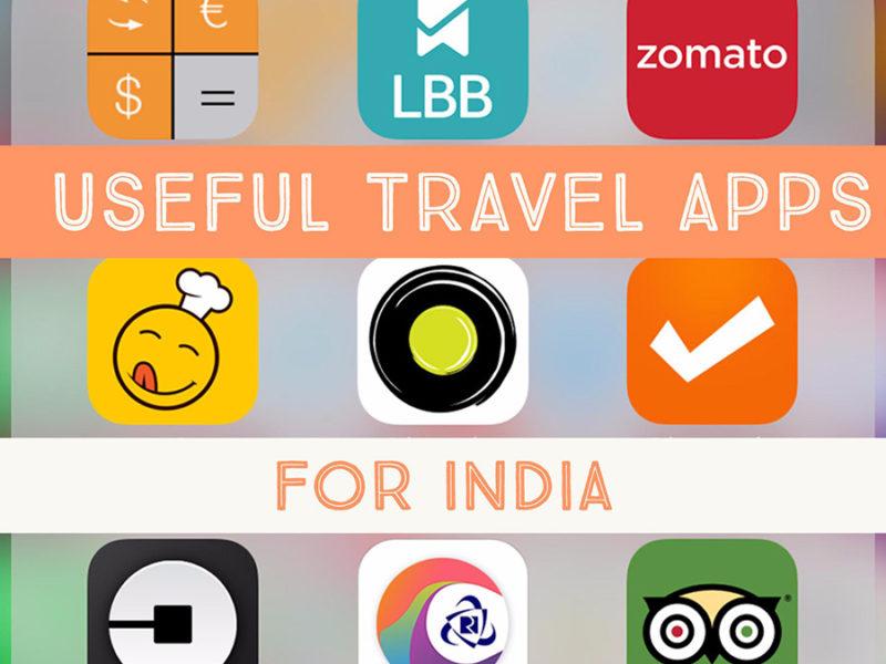 インドに行く前に入れておきたいアプリまとめ 2017