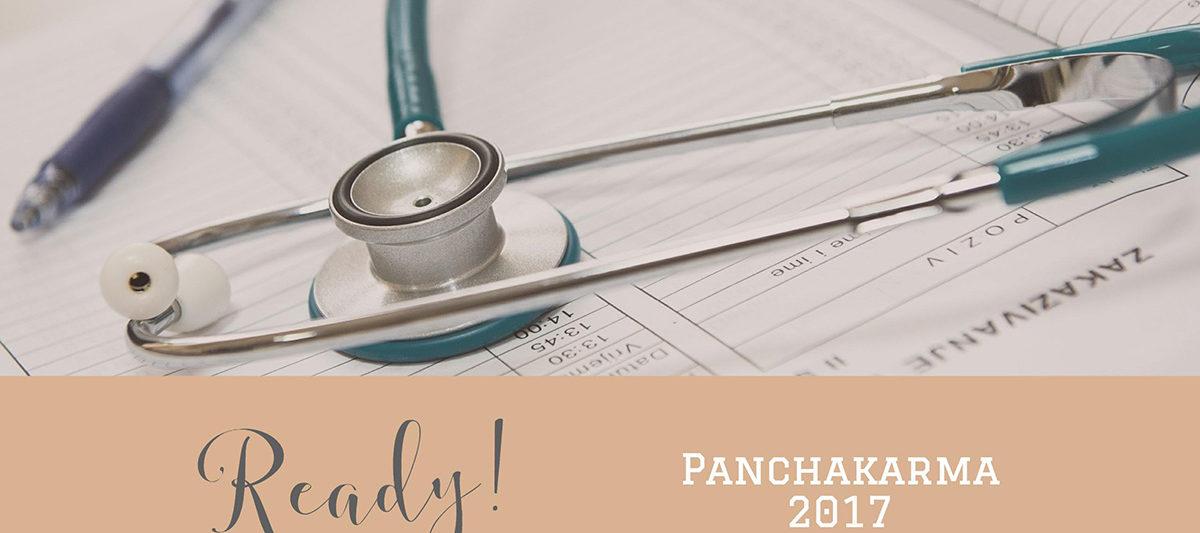 パンチャカルマ2017の1、健康診断