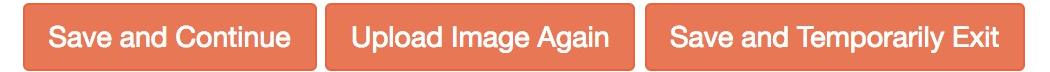インドビザ申請画面、写真の保存