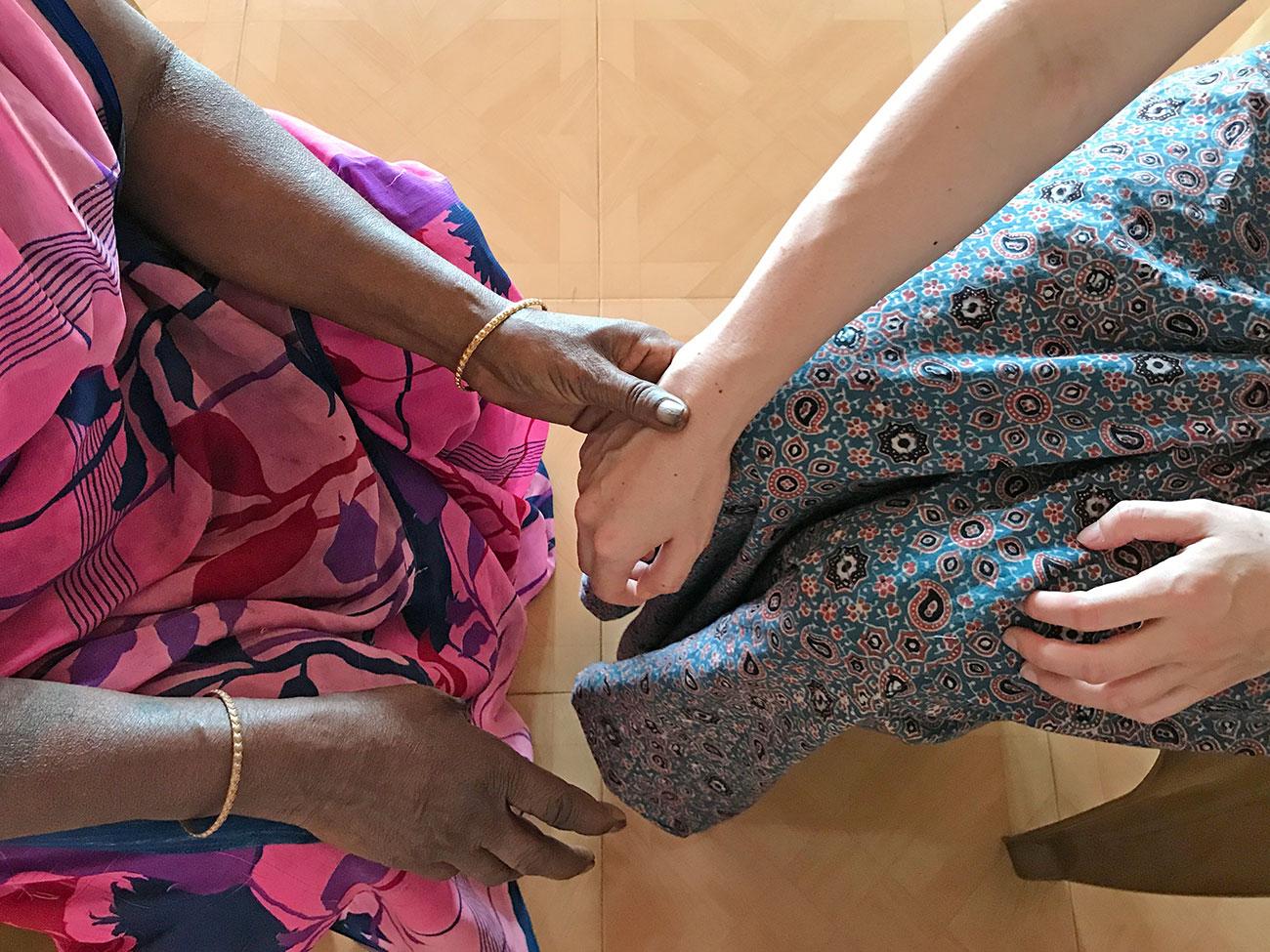 ケララ、Attappati部族伝統の診断、脈