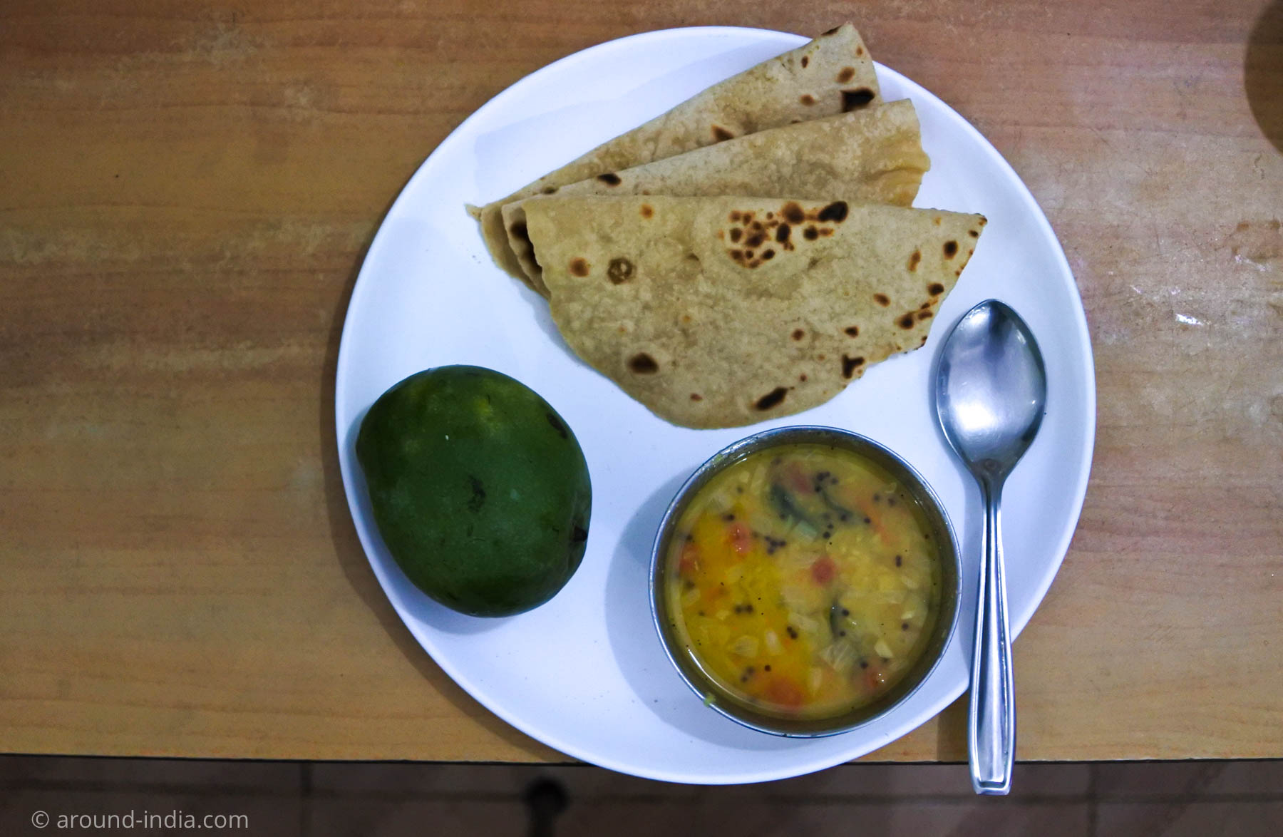 PVA ayurveda hospitalパンチャカルマ中のベジタリアン食