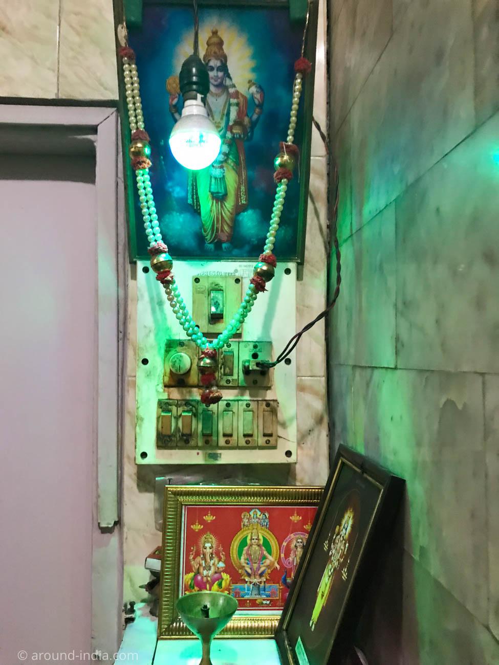 arya vaidya sala kottakalムンバイフォートの祭壇 ダンワンタリ