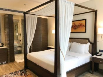 ムンバイのResidency Hotel Fortの部屋