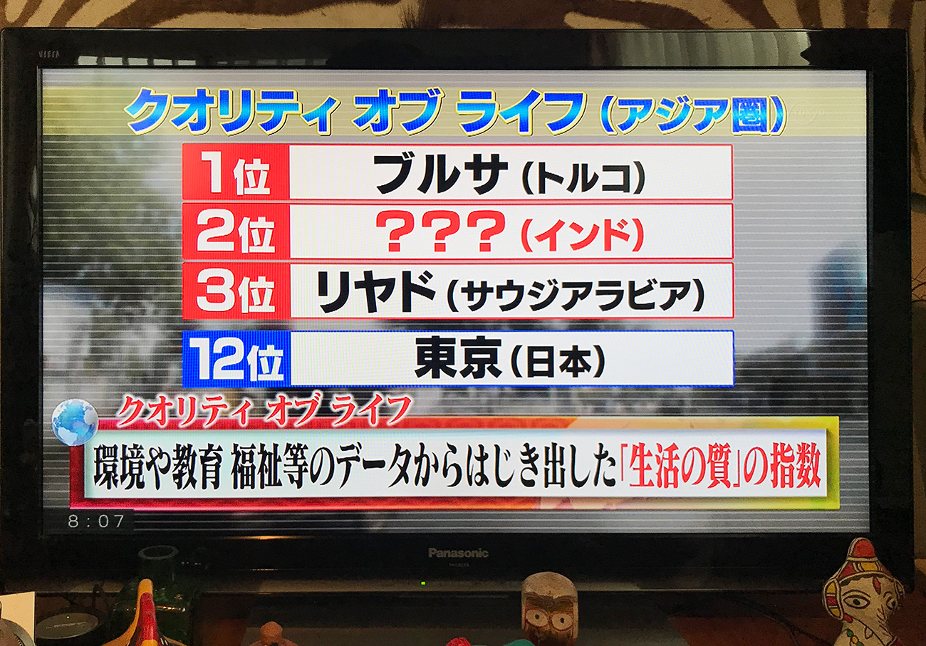 """2018年1月29日放送「世界ナゼそこに日本人」南インド""""日本のアノ魂の味""""広める41歳ワケあり男性"""