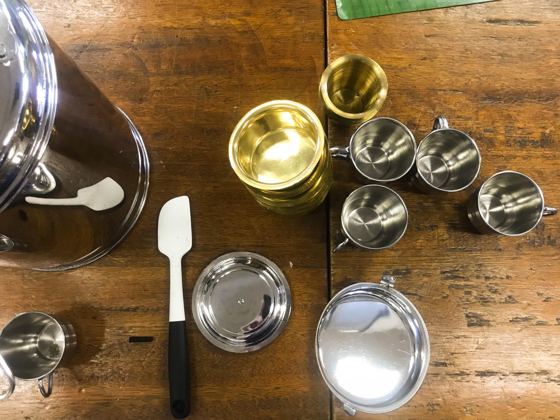 第26回印度料理研究会ミールス チャイカップ
