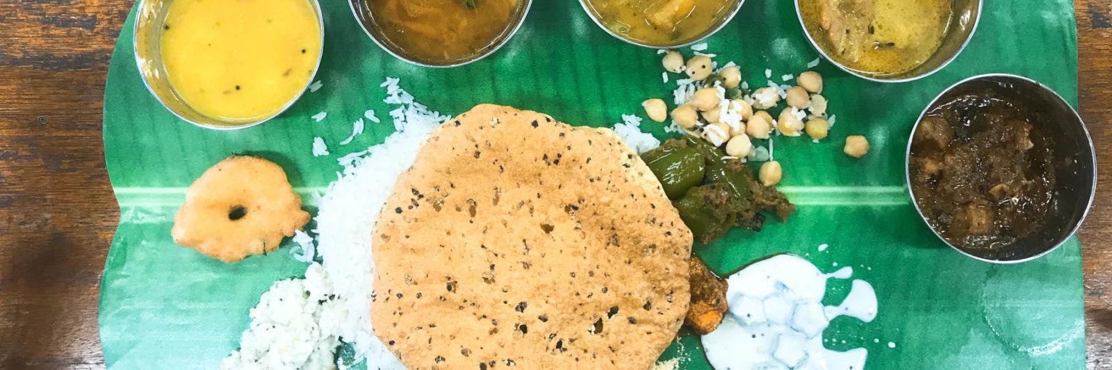 第26回印度料理研究会ミールス