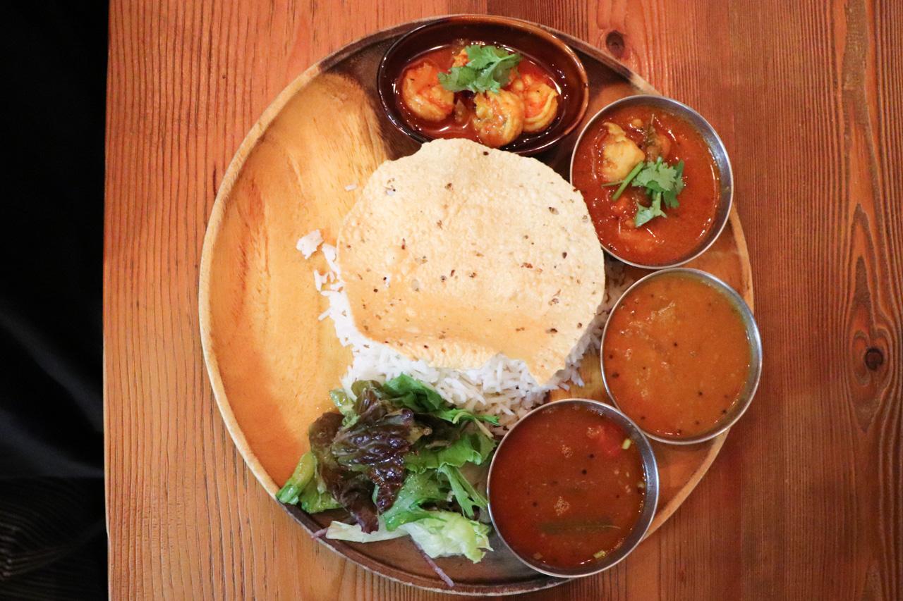西荻窪南インド料理 大岩食堂 ミールス