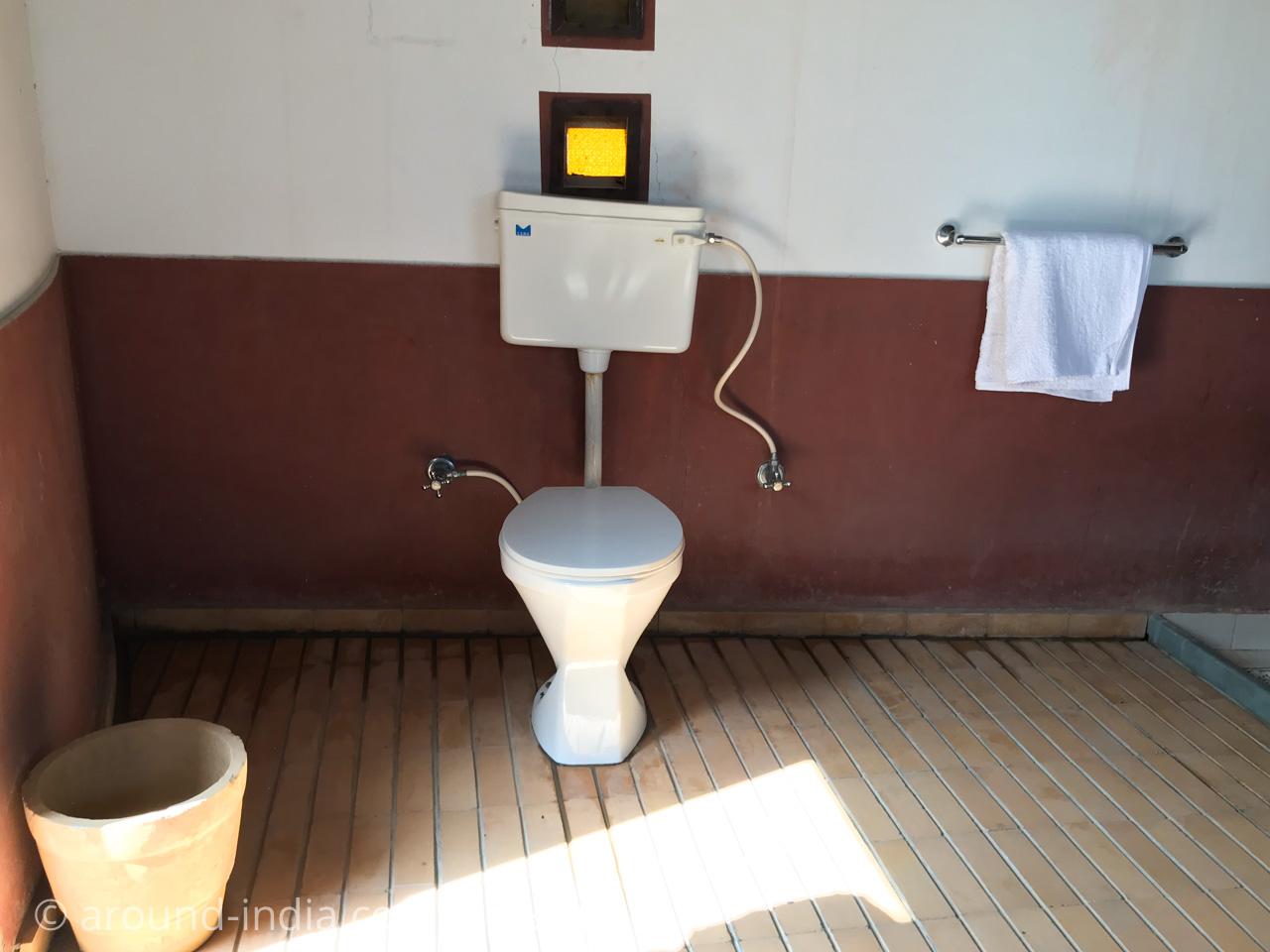 SHAAM-E-SARHADブンガ、別小屋のバスルーム