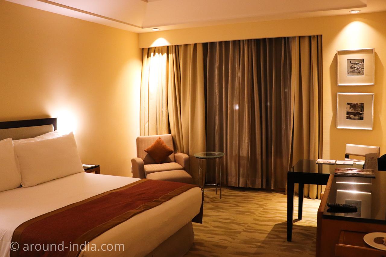 インド・デリーのホテル The Grand New Delhi 部屋