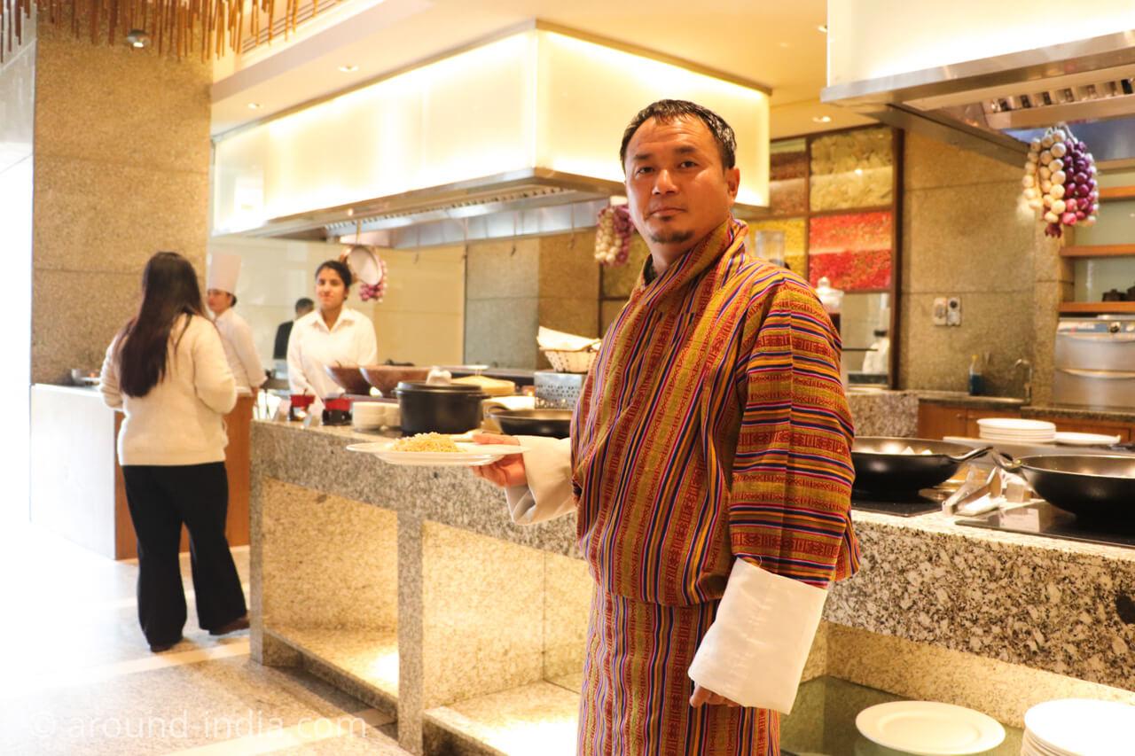 インド・デリーのホテル The Grand New Delhi アメニティ