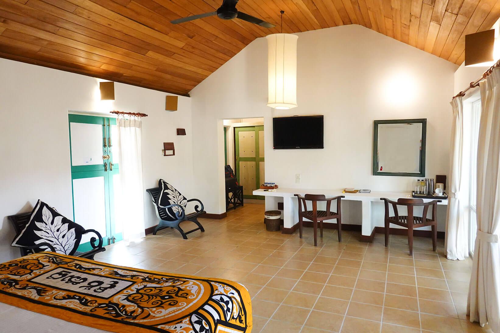 Jetwing Ayurveda Pavilion 部屋 キングヴィラ