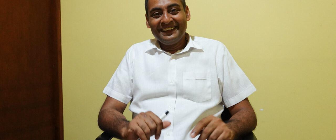 スリランカのアーユルヴェーダドクターCTスキャン