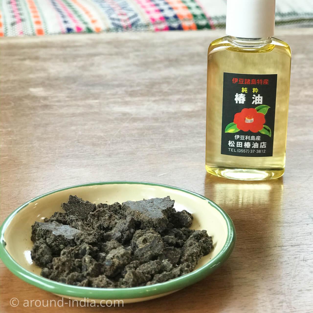 日本古来の洗髪法、松田椿油店の「椿油シャンプー」をやってみよう!