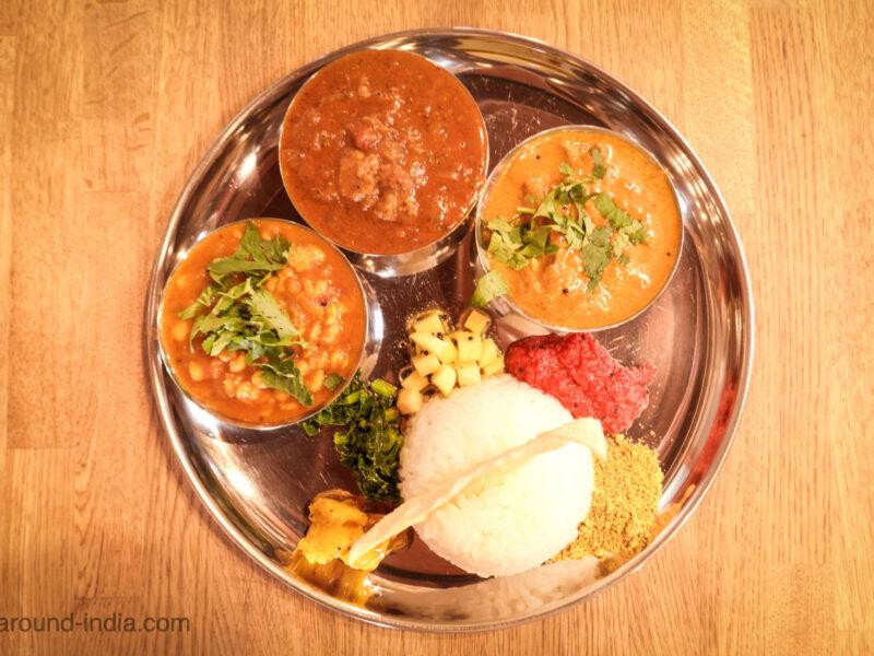 小田原 南インド料理 如春園