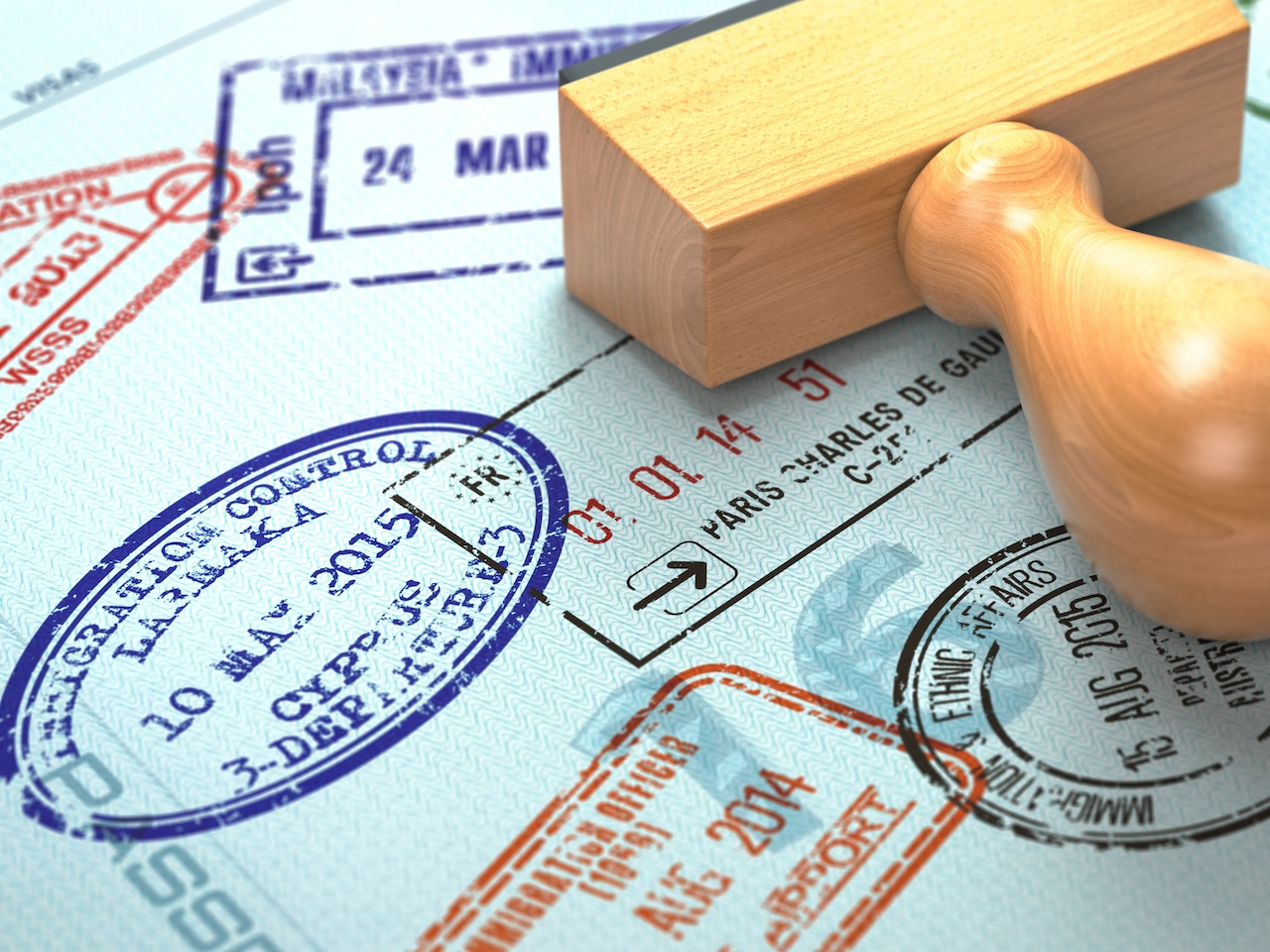 ビザ パスポート