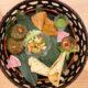 江ノ島スパイスヘブンの前菜盛り合わせ
