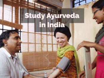 おはなしインドでアーユルヴェーダを学ぶ