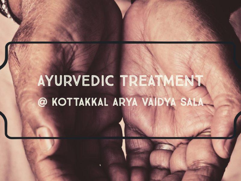 みんなのアーユルヴェーダトリートメント施設Kottakkal Arya Vaidya Sala ムンバイ