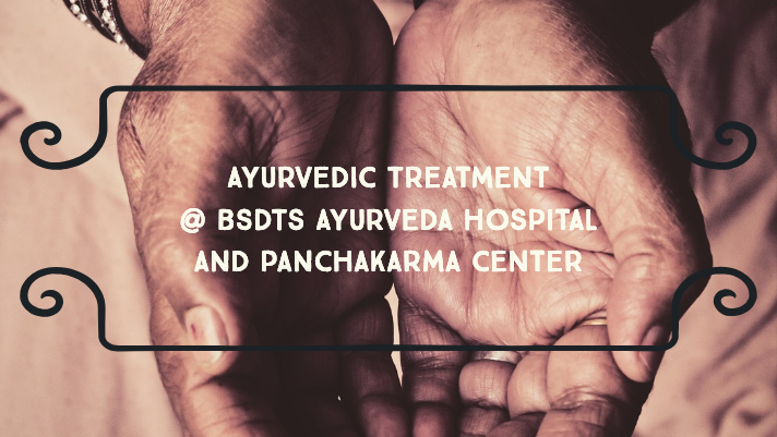 BSDTs Ayurveda Hospital and Panchakarma center サダナンダ先生