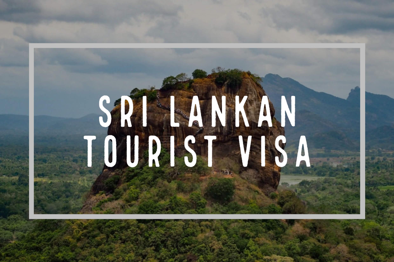 2020年2月入国でも、無料でスリランカビザを取得できました!